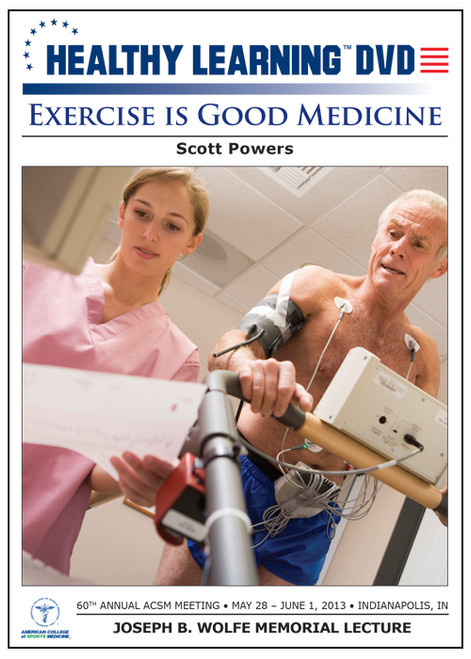 Exercise is Good Medicine