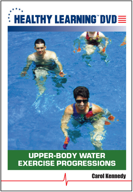 Upper-Body Water Exercise Progressions