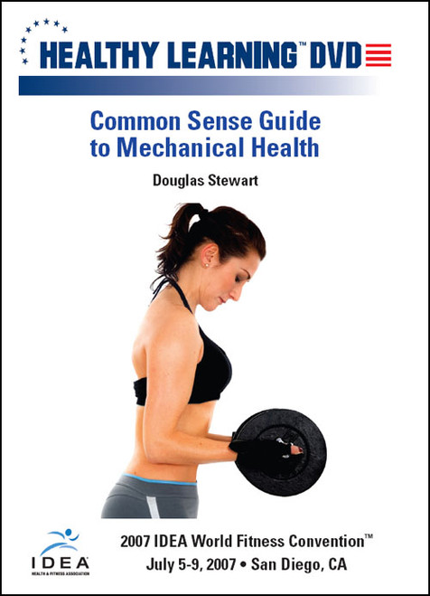Common Sense Guide to Mechanical Health