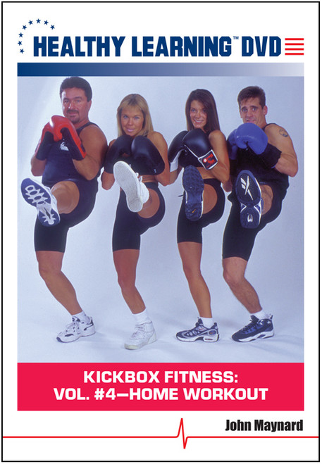 KICKbox Fitness: Vol. #4-Home Workout