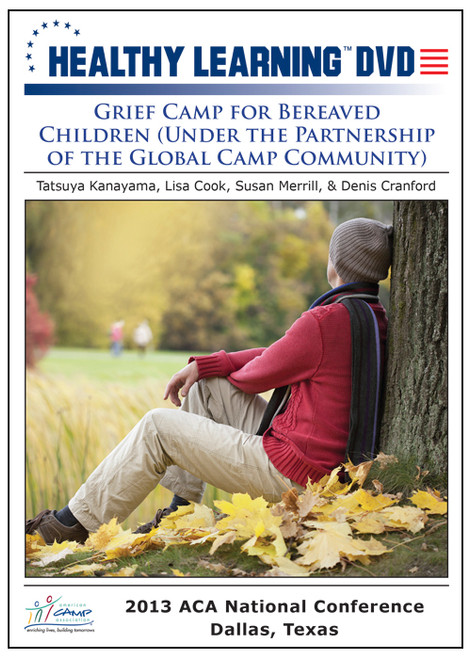 Grief Camp for Bereaved Children (Under the Partnership of the Global Camp Community)