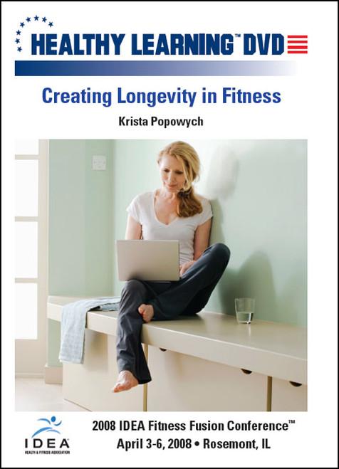Creating Longevity in Fitness
