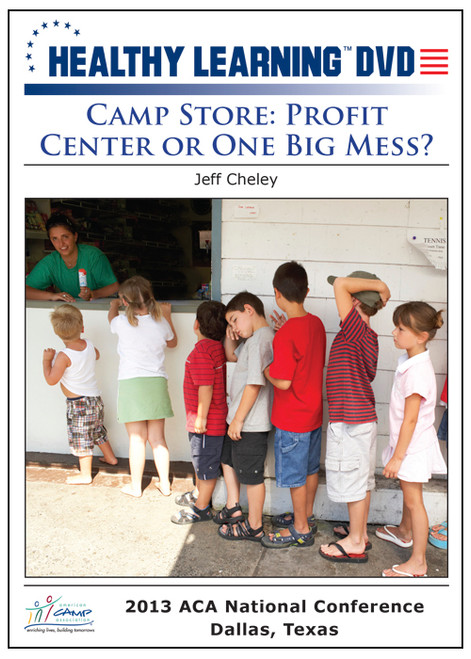 Camp Store: Profit Center or One Big Mess?