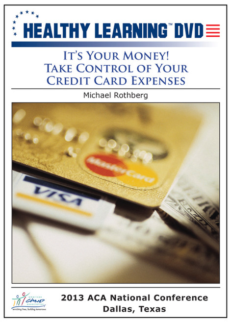 It's Your Money! Take Control of Your Credit Card Expenses