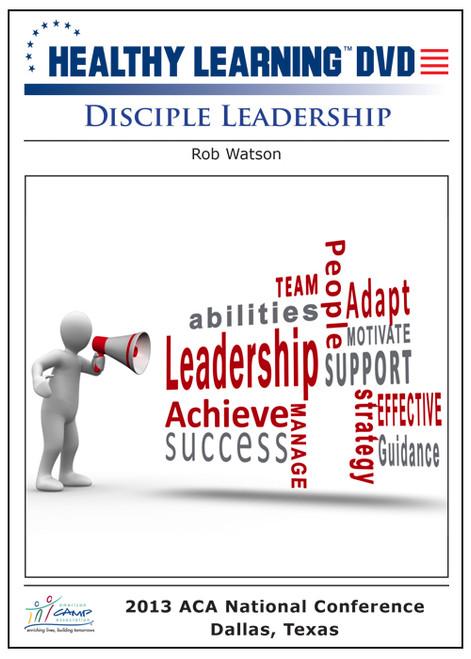 Disciple Leadership