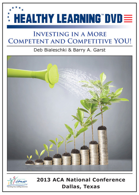 Investing in a More Competent and Competitive YOU!