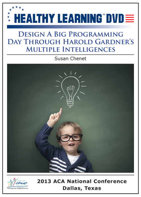 Design A Big Programming Day Through Harold Gardner's Multiple Intelligences