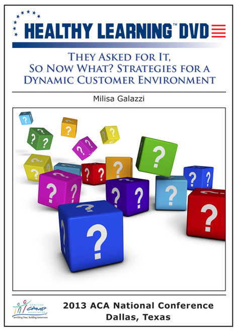 They Asked for It, So Now What? Strategies for a Dynamic Customer Environment