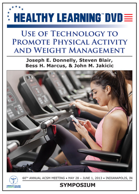 Use of Technology to Promote Physical Activity and Weight Management