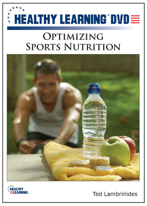 Optimizing Sports Nutrition