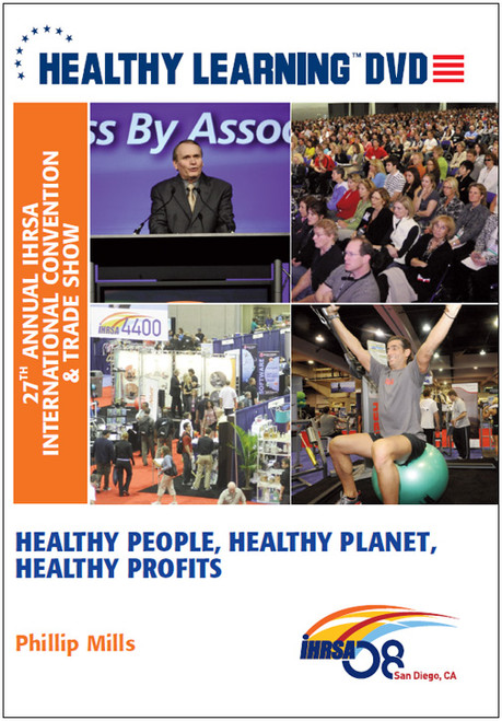 Healthy People, Healthy Planet, Healthy Profits