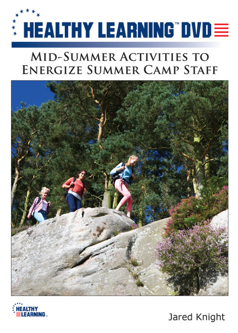 Mid-Summer Activities to Energize Summer Camp Staff