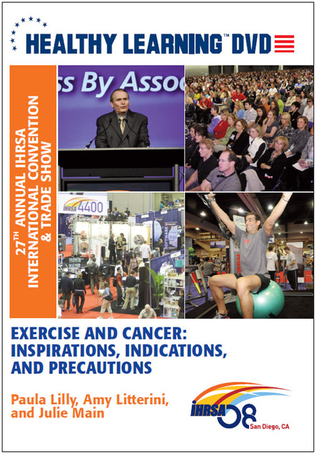 Exercise and Cancer: Inspirations, Indications, and Precautions