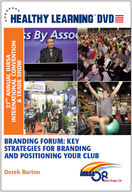 Branding Forum: Key Strategies for Branding and Positioning Your Club