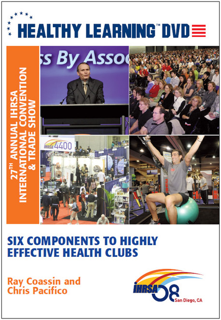 Six Components to Highly Effective Health Clubs