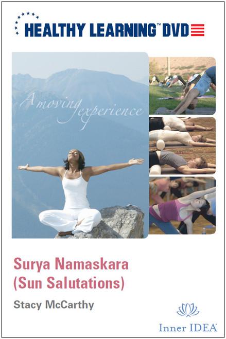 Surya Namaskara (Sun Salutations)