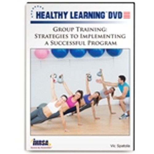 Group Training: Strategies to Implementing a Successful Program