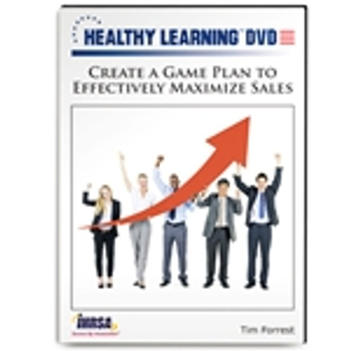 Create a Game Plan to Effectively Maximize Sales