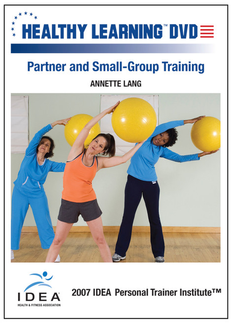 Partner and Small-Group Training