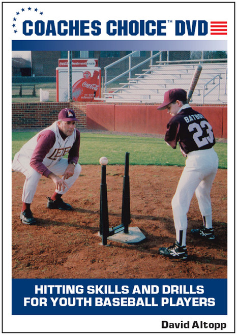 Hitting Skills and Drills for Youth Baseball Players