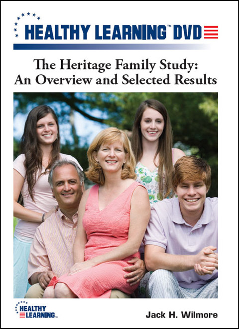 The Heritage Family Study: An Overview and Selected Results