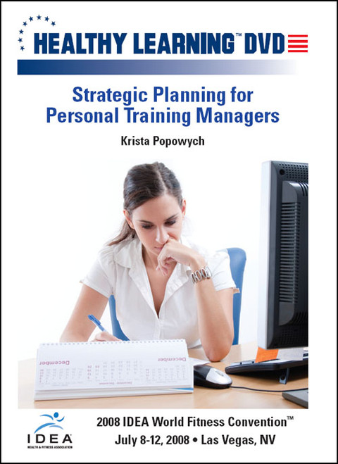 Strategic Planning for Personal Training Managers