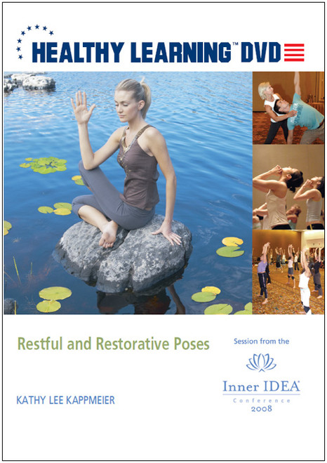 Restful and Restorative Poses