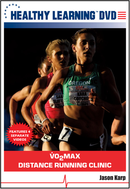 VO2 max Distance Running Clinic
