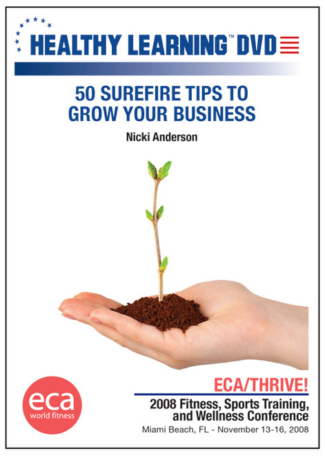 50 Surefire Tips to Grow Your Business