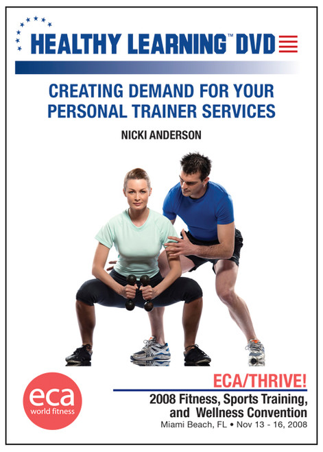 Creating Demand for Your Personal Trainer Services