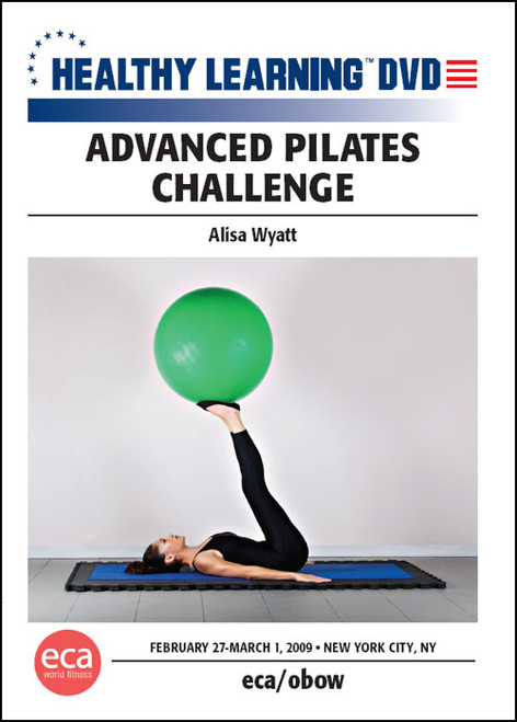 Advanced Pilates Challenge