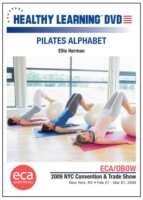 Pilates Alphabet