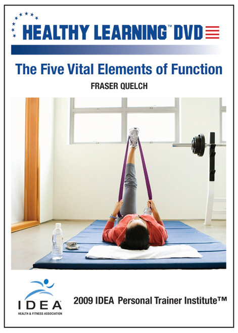 The Five Vital Elements of Function