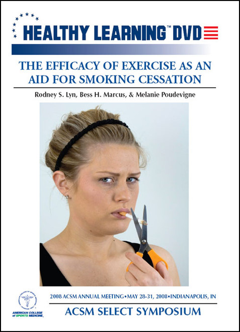 The Efficacy of Exercise As An Aid For Smoking Cessation
