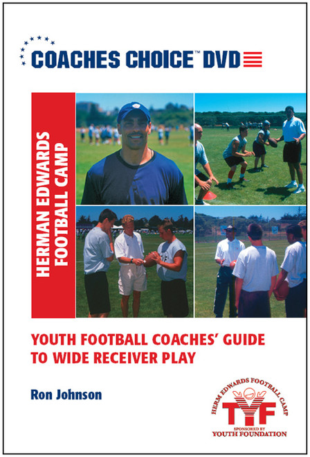 Youth Football Coaches' Guide to Wide Receiver Play