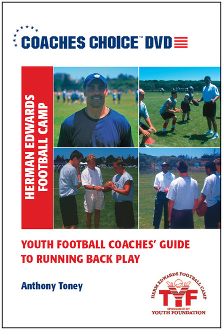 Youth Football Coaches' Guide to Running Back Play