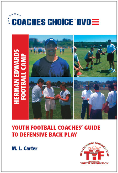 Youth Football Coaches' Guide to Defensive Back Play