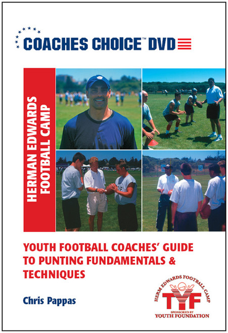 Youth Football Coaches' Guide to Punting Fundamentals & Techniques