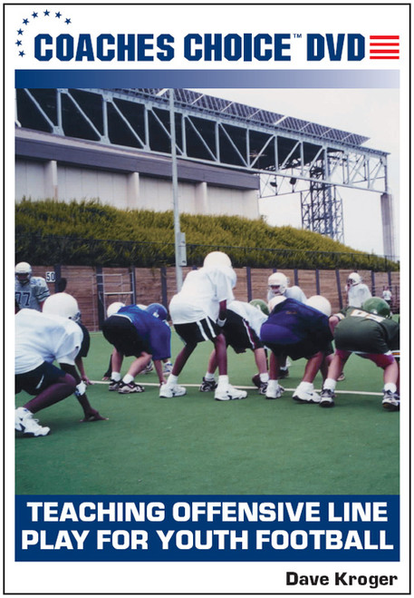 Teaching Offensive Line Play for Youth Football