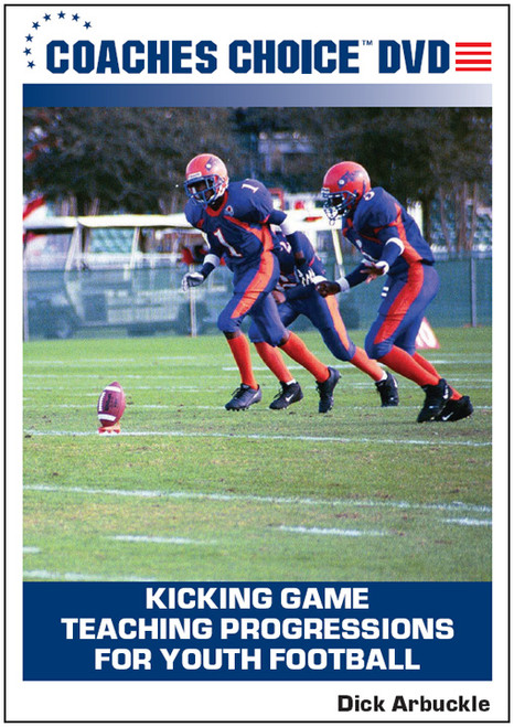 Kicking Game Teaching Progressions for Youth Football