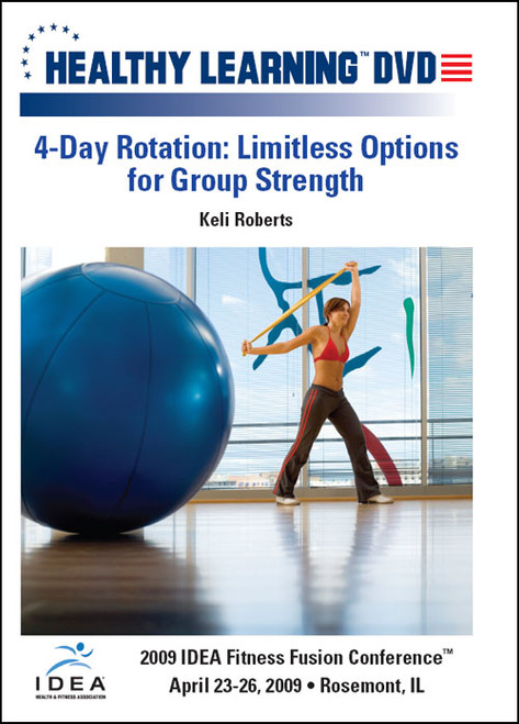4-Day Rotation: Limitless Options for Group Strength