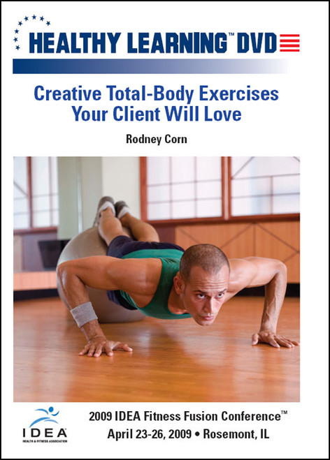 Creative Total-Body Exercises Your Client Will Love