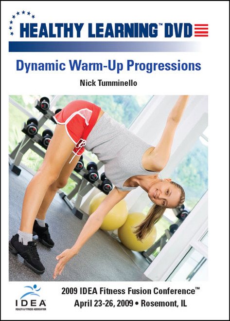 Dynamic Warm-Up Progressions