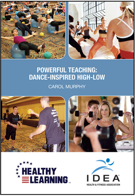 Powerful Teaching: Dance-Inspired High-Low