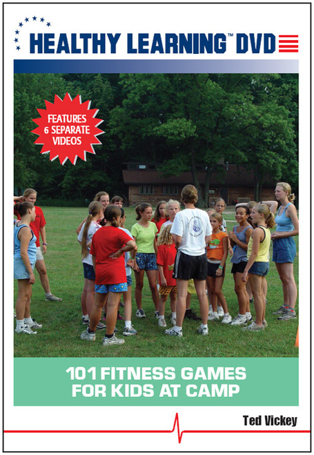 101 Fitness Games for Kids at Camp