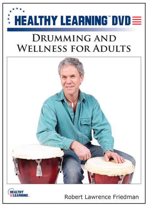 Drumming and Wellness for Adults