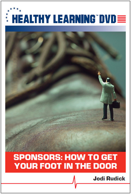 Sponsors: How to Get Your Foot in the Door