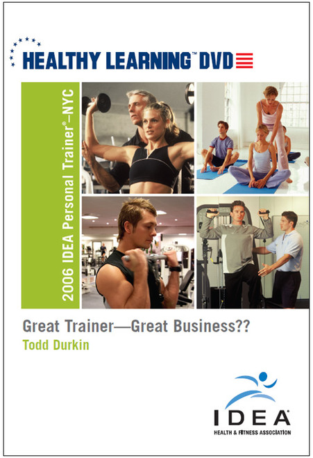 Great Trainer-Great Business??