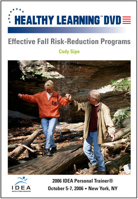 Effective Fall Risk-Reduction Programs