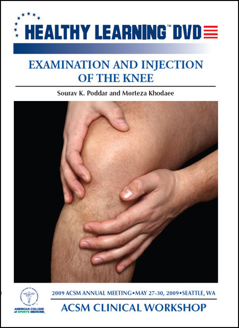 Examination and Injection of the Knee